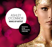 Image of project Ashley O'Connor - Make Up Artist