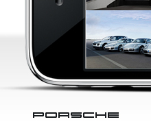 Image of project Porsche iPhone Application