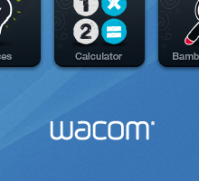 Image of project Wacom Bamboo