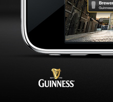 Image of project Guinness Storehouse iPhone app