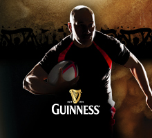 Image of project Guinness - Game On