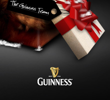 Image of project Guinness iCalendar / Gift