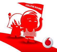 Image of project Vodafone - College
